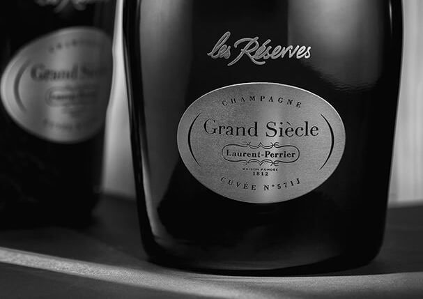 Champagne Laurent-Perrier Launches Latest Prestige Cuvée Grand Siècle Iterations-