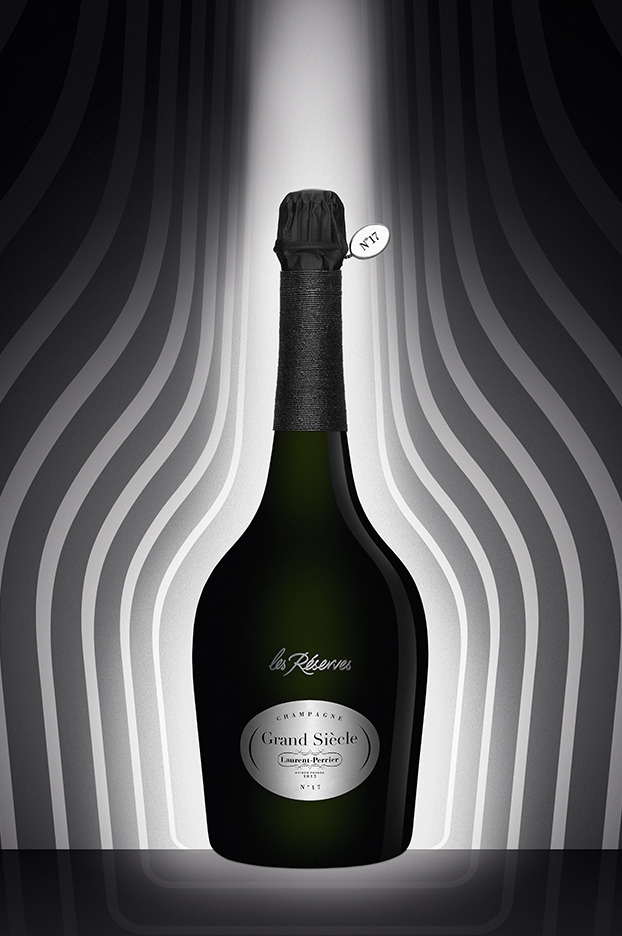 Champagne Laurent-Perrier Launches Latest Prestige Cuvée Grand Siècle Iterations