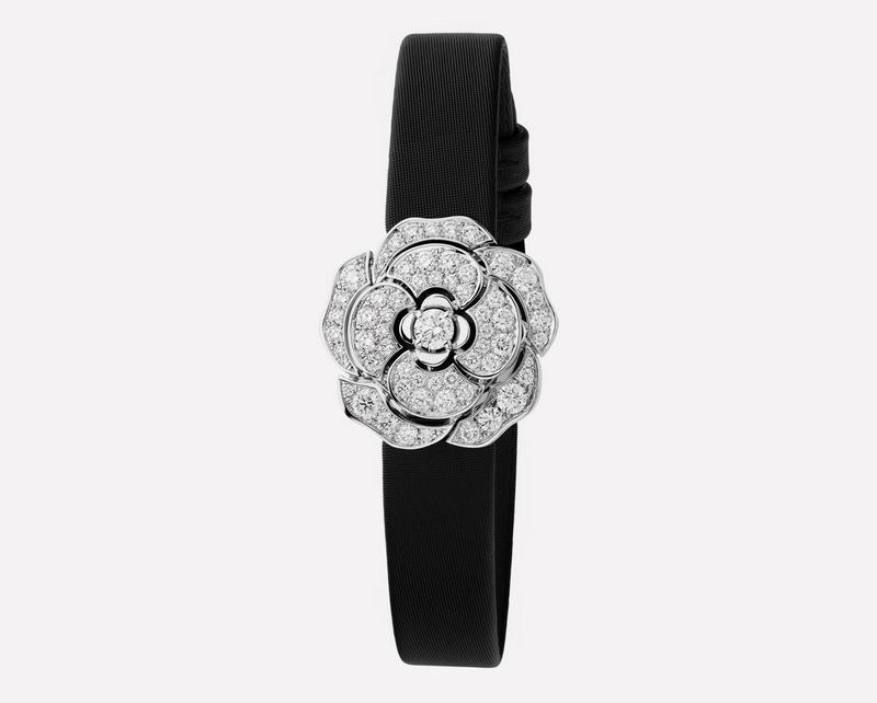 Chanel Bouton de Camélia - secret