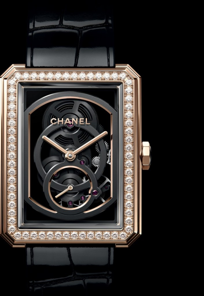 Chanel Boy Friend watch 2018 version - Calibre 3