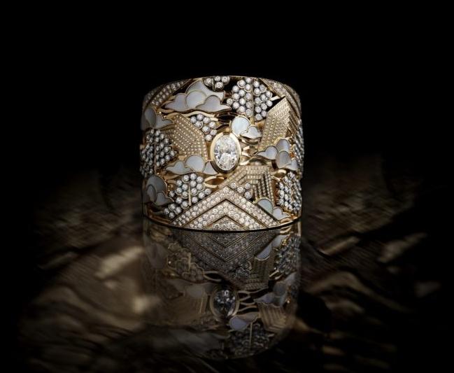 Chanel Coromandel High Jewelry-