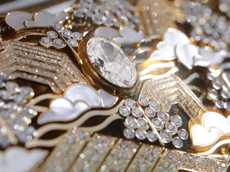 Chanel Coromandel High Jewelry pieces