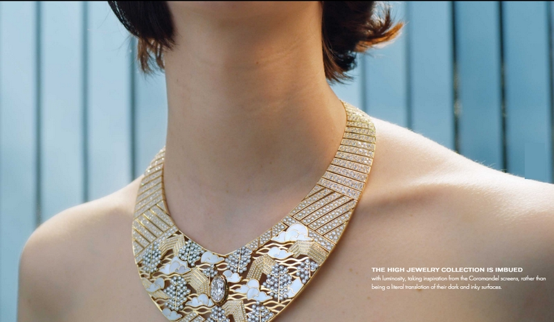 Chanel Coromandel High Jewelry