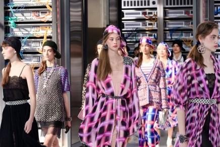 Karl Lagerfeld electrifies Chanel by embracing digital disruption