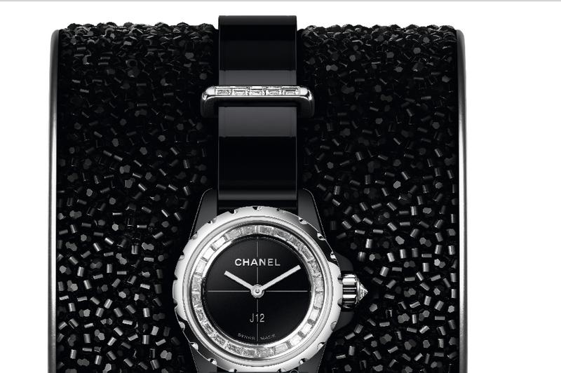 Chanel Horlogerie J12XS a tribute to Lesage unique savoir-faire and Haute Couture-0
