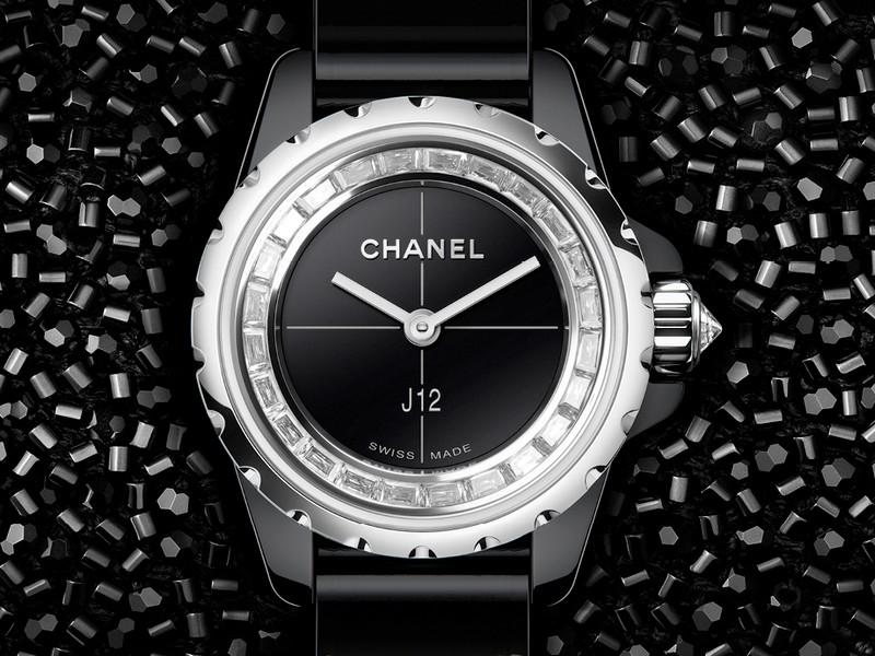 Chanel Horlogerie J12XS a tribute to Lesage unique savoir-faire and Haute Couture