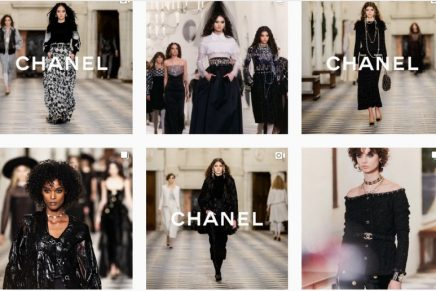 'It's about the emotion': why Chanel hired a chateau for a catwalk show with no guests
