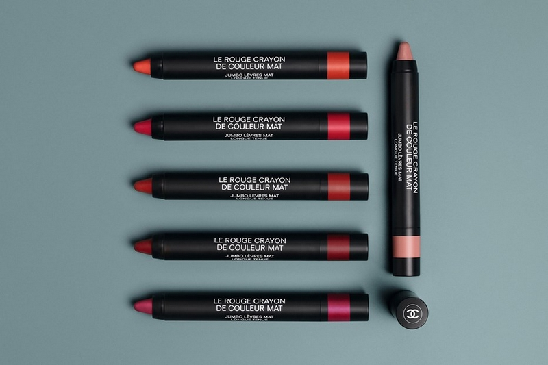 Chanel Le Rouge Crayon FW2018