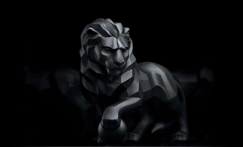 Chanel Lions