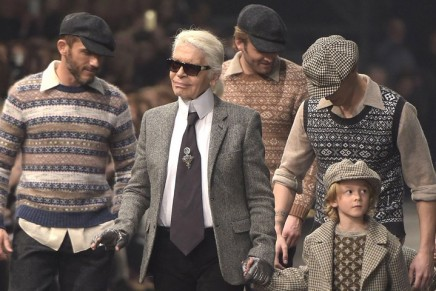 Karl Lagerfeld's heart is in Paris, even on Chanel's Roman holiday