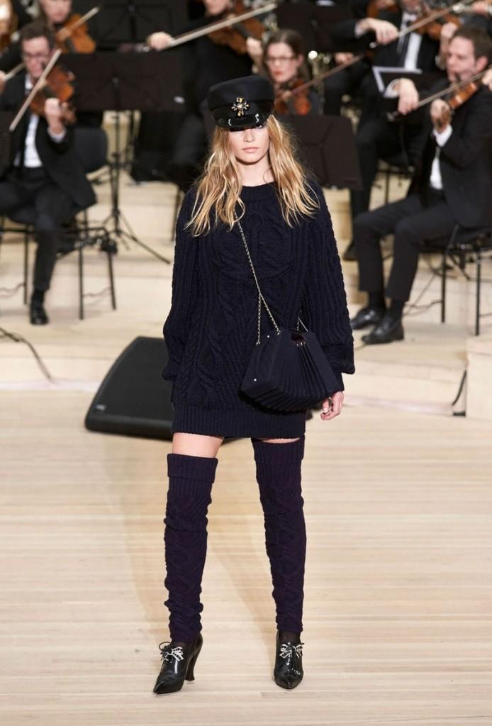 Chanel Paris-Hamburg 2017-2018 Métiers d'art show