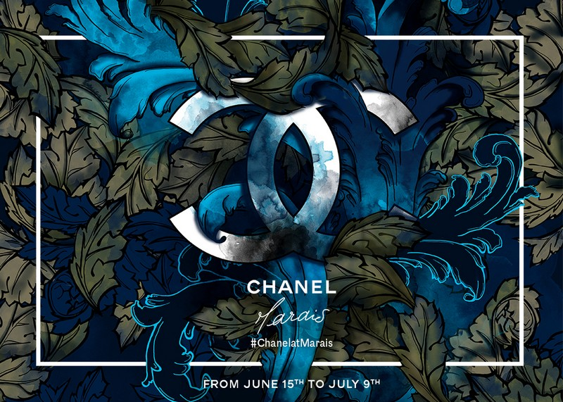 Chanel Pop-up Melbourne 2017-