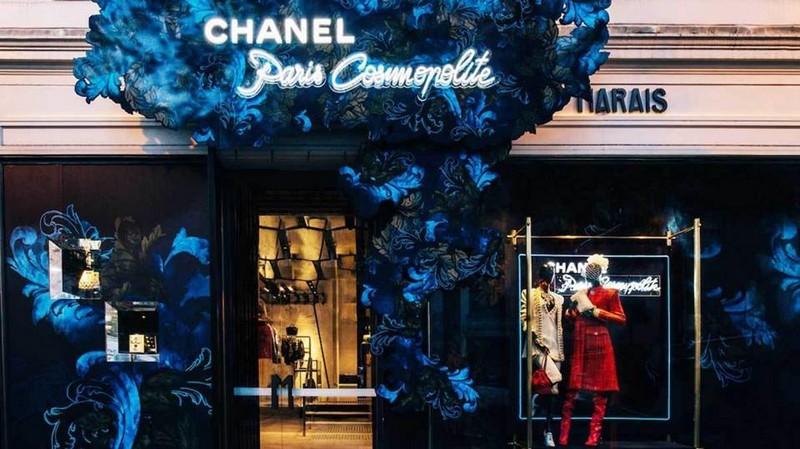 Chanel Pop-up Melbourne 2017