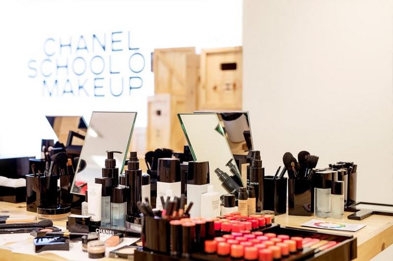 Chanel School of Makeup