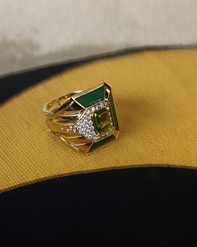 Chanel The Gallery Collection - rings