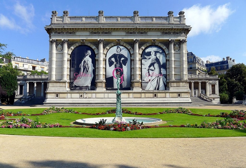 Chanel and The City of Paris is opening a new gallery to house the permanent collections at Palais Galliera-