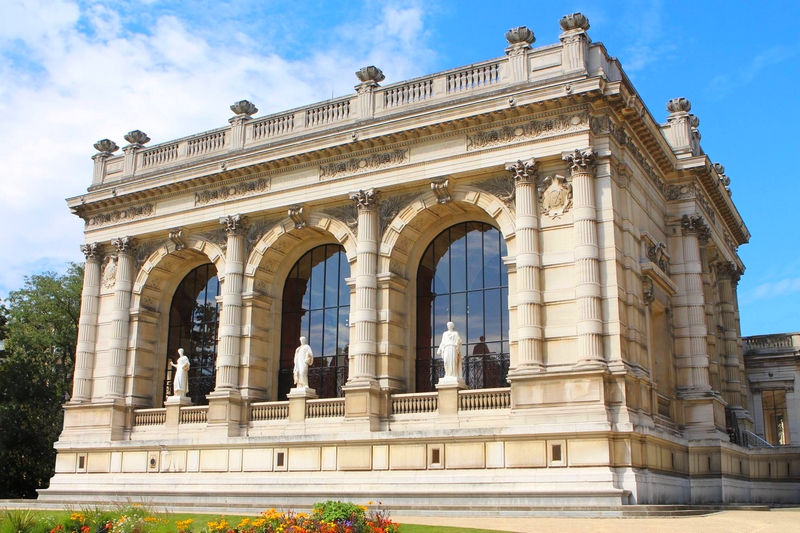 Chanel and The City of Paris is opening a new gallery to house the permanent collections at Palais Galliera