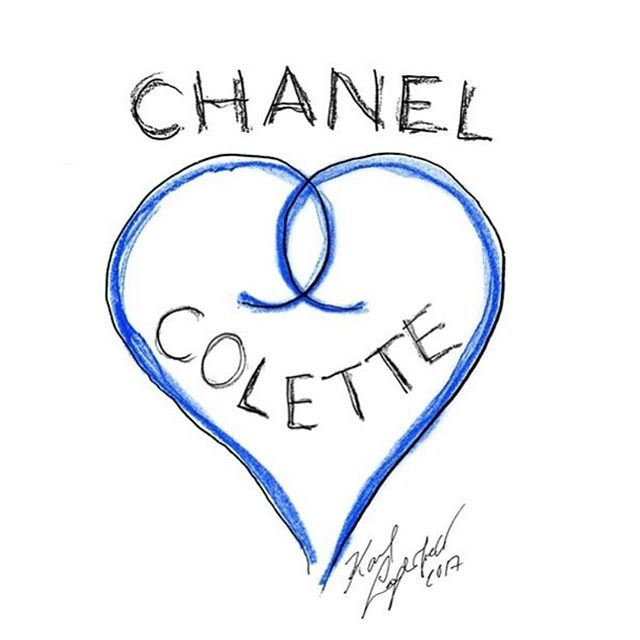 Chanel at Colette-2017