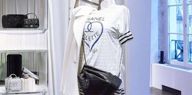 Chanel at Colette Limited Editions
