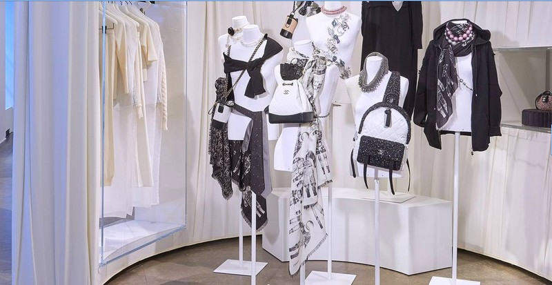 Chanel at Colette Take Over-