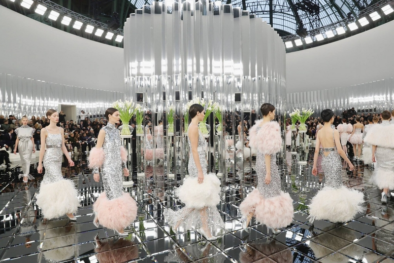 Chanel gowns