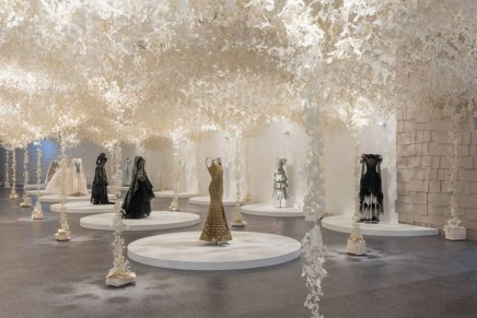 Forget fashion shops: how designers embraced art exhibitions