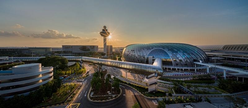 Changi Airport Photo