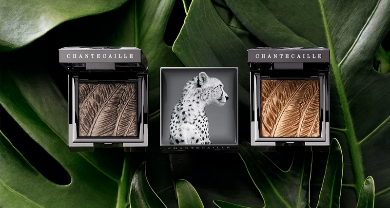Chantecaille Africas Vanishing Species 2019 charity collection