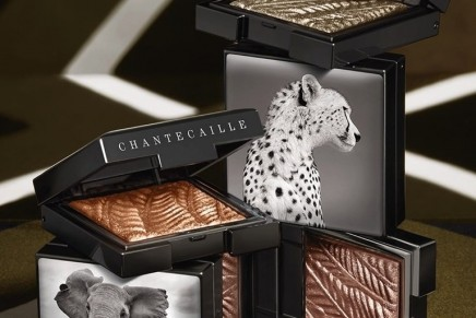 Chantecaille Africa's Vanishing Species to support the conservation charities protecting most endangered animals