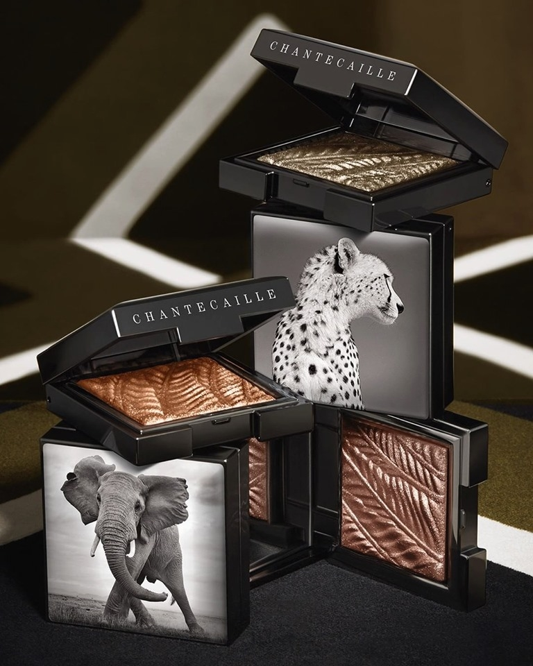 Chantecaille Africas Vanishing Species 2019 collection