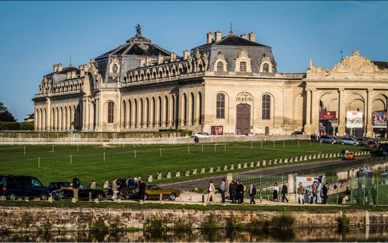 Chantilly Arts & Elegance Richard Mille 2017-atmosphere