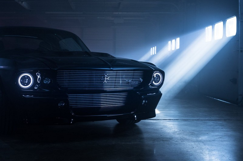 Charge Cars' Ford Mustang redefined with advanced electric technology-2018-01