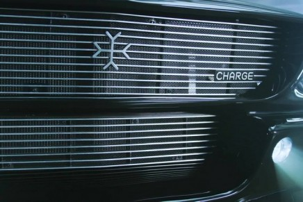 Welcome to the future of classic cars: Ford Mustang redefined with advanced electric technology