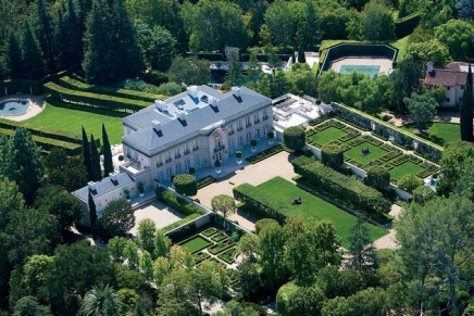 Chartwell, one of Bel Air's most storied estates, is now the priciest home in the U.S.