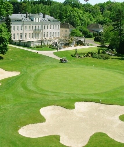 Chateau de Vaugouard - the 7th French Chateau Hotel by acquired by La Grande Maison Younan Collection-golf fields