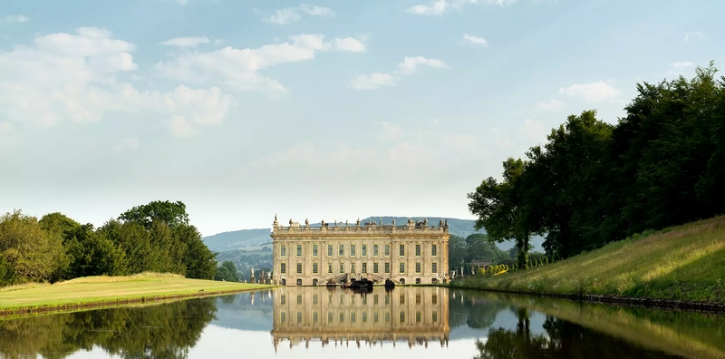 Chatsworth House - a show spanning five centuries of design and decadence-panorama