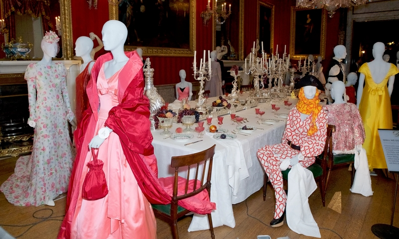Chatsworth House - a show spanning five centuries of design and decadence