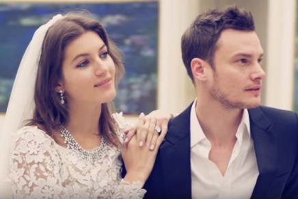 """Chaumet's New Bridal store in Paris is the perfect setting to say """"yes"""""""