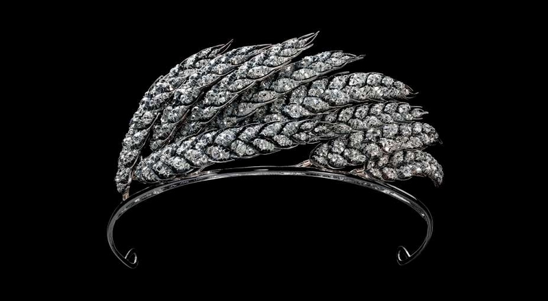 Chaumet Desse in de nature - Exquisite creativity joined by the art of storytelling-02