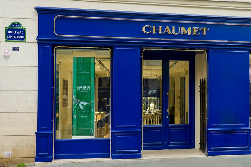 Chaumet Desse in de nature - Exquisite creativity joined by the art of storytelling-2019 Paris