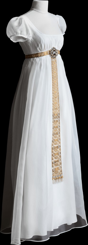 Chaumet - Empress Marie-Louise's gothic belt