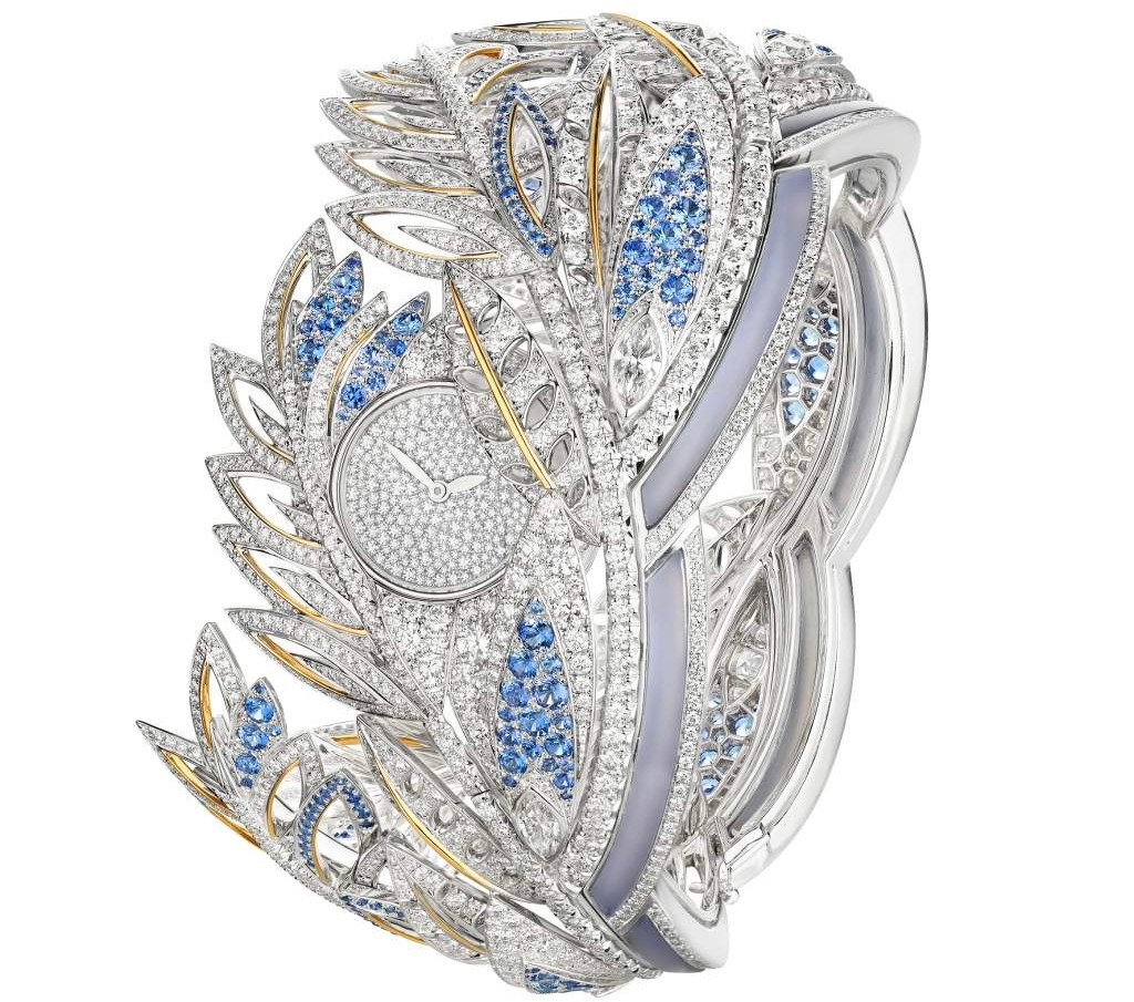 Chaumet FRISE DIVINE watch