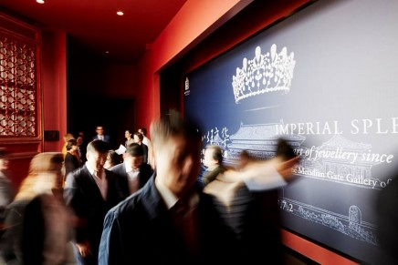 Imperial Splendours at the Forbidden City: Chaumet presents its patrimonial wealth