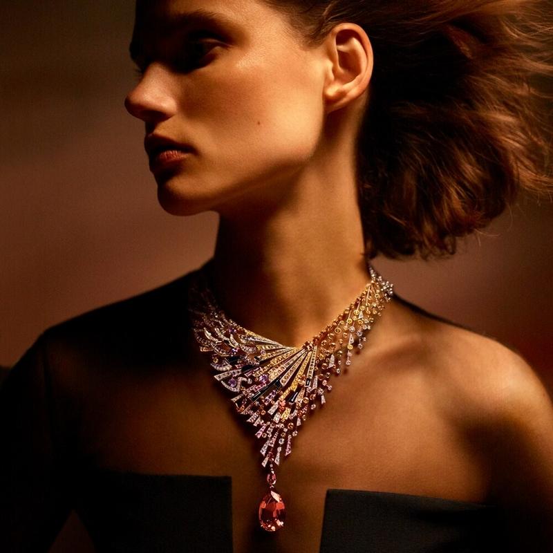 Chaumet Lueurs d'Orage necklace