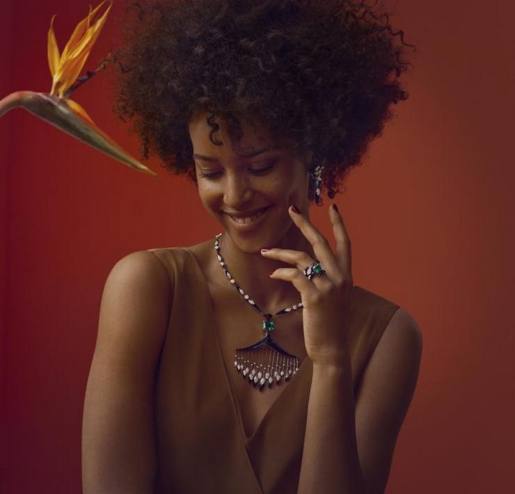 Chaumet Trésors d'Afrique collection High Jewelry 2018-