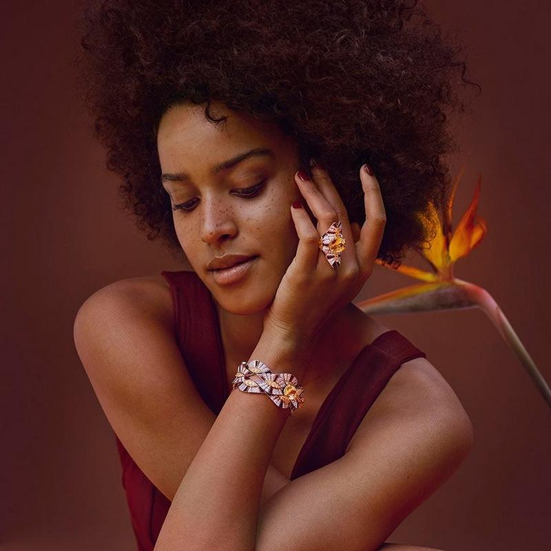 Chaumet Trésors d'Afrique collection High Jewelry 2018-03