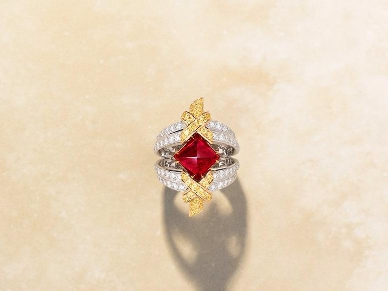 Chaumet Trésors d'Afrique collection High Jewelry 2018-06