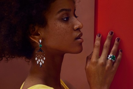 Trésors d'Afrique, the 3rd chapter of les Mondes de Chaumet High Jewellery collection