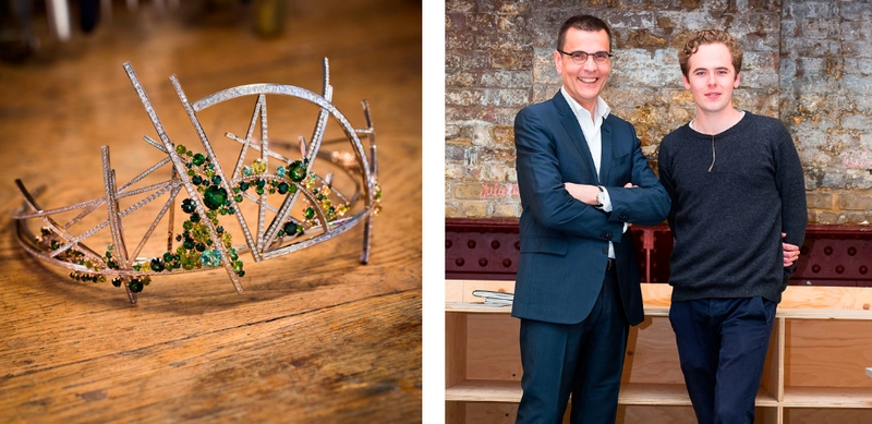 Chaumet and Central Saint Martins, UAL create the diadem of the 21st century-the winner