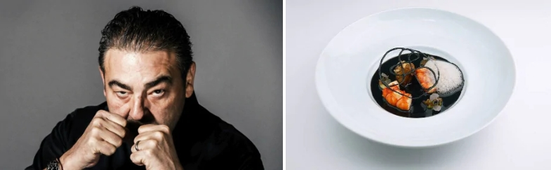 Chef Juan Amador